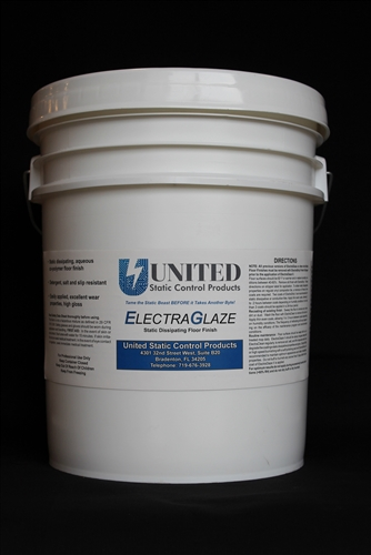 Esd Antistatic Floor Wax For Controlling Static Electricity