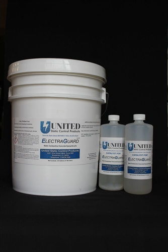 ESD Epoxy Flooring Applies Like Paint Outlast Regular Esd Paints By