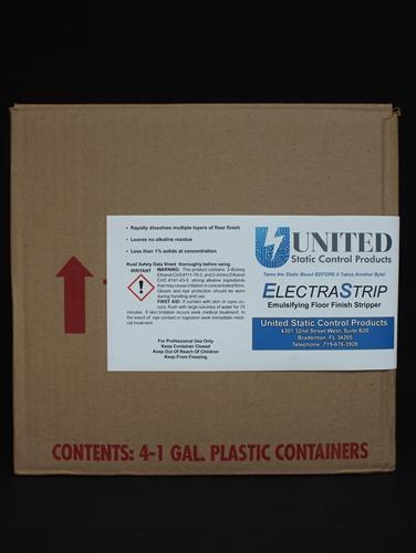 Anti Static Floor Wax : Anti static wax remover esd stripper
