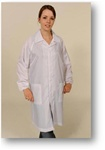 Full Length Anti Static Lab Coat