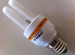 Energy Efficient Light Bulbs for Overhead Ionizers