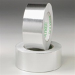 High Purity Chemical Resistant Aluminum Foil Ground Tape for ESD Floors