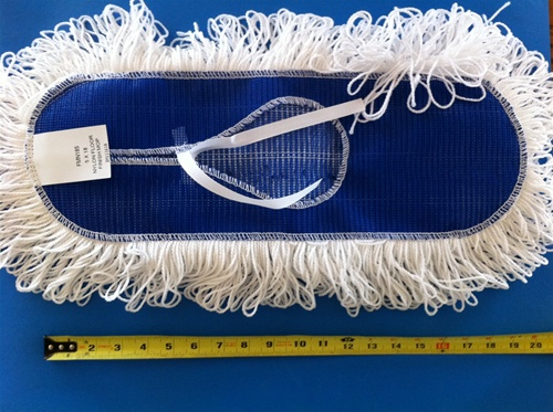 High Speed Floor Wax Applicator Mop Head