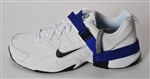 High Visibility, Quick Release Blue Heel Grounders